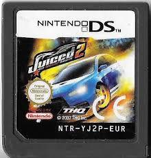 Usado Jogo Nintendo DS Juiced 2 Hot Import Nights - THQ