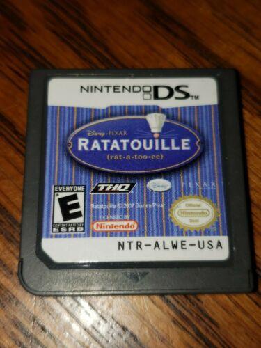 Usado Jogo Nintendo DS Ratatouille | Somente o Jogo - Nintendo