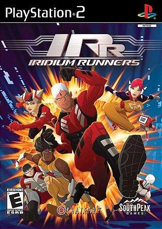 Jogo PS2 Iridium Runners - SouthPeak