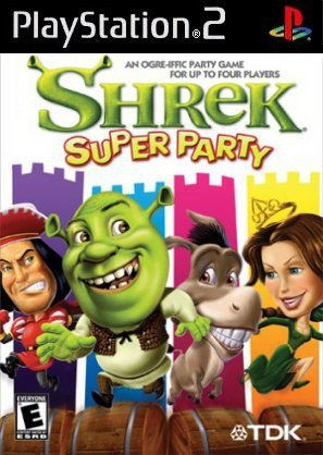 Usado Jogo Ps2 Shrek Super Party - TDK Americano