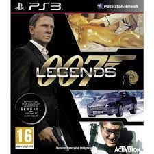Jogo PS3 007 Legends - Activision