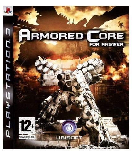 Jogo PS3 Armored Core For Aswer - Ubisoft