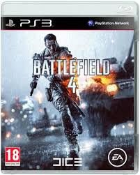 Jogo PS3 Battlefield 4 - Electronic Arts