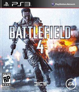 Usado Jogo PS3 Battlefield 4 + Filme Tropa de Elite - Electronic Arts