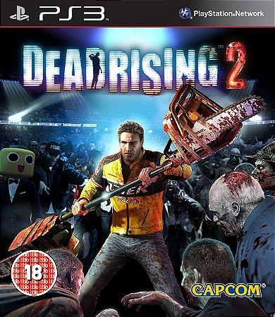 Usado Jogo PS3 Dead Rising 2 - Capcom