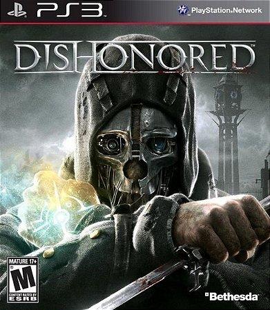 Usado Jogo PS3 Dishonored - Bethesda