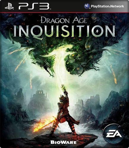Jogo PS3 Dragon Age: Inquisition   Japonês - Electronic Arts