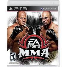 Usado Jogo PS3 EA Sports MMA - EA Sports