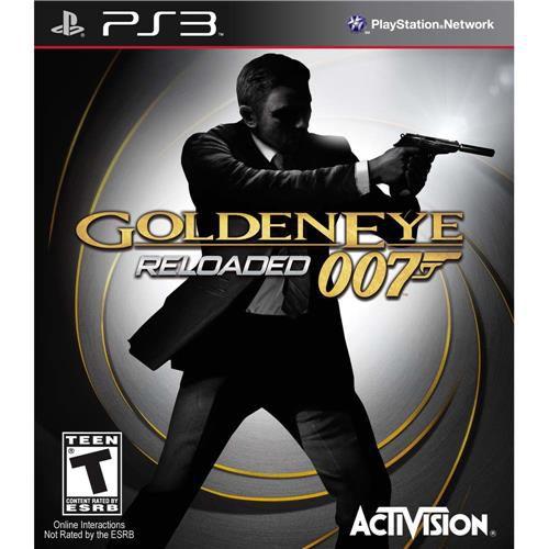 Usado Jogo PS3 GoldenEye 007: Reloaded - Activision