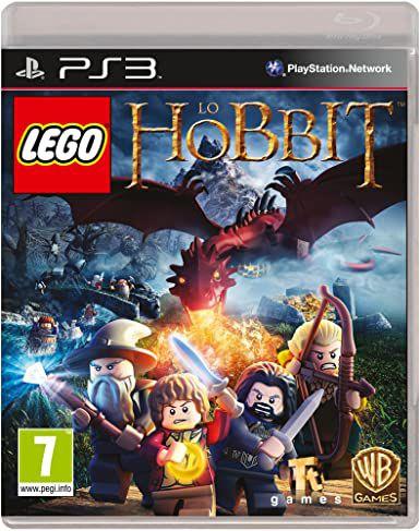 Usado Jogo PS3 LEGO The Hobbit - WB Games