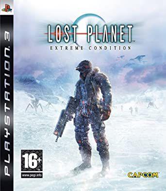 Usado Jogo PS3 Lost Planet Extreme Condition - Japonês - Capcom
