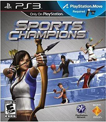 Jogo PS3 Sports Champions - Sony