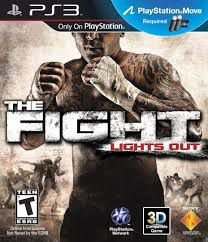 Usado Jogo PS3 The Fight Lights Out - Sony