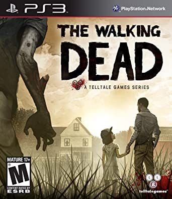 Jogo PS3 The Walking Dead - The Complete First Season - Telltale Games