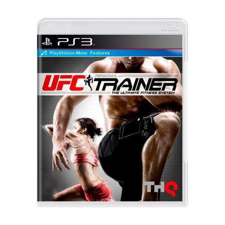 Usado Jogo PS3 UFC Trainer - THQ