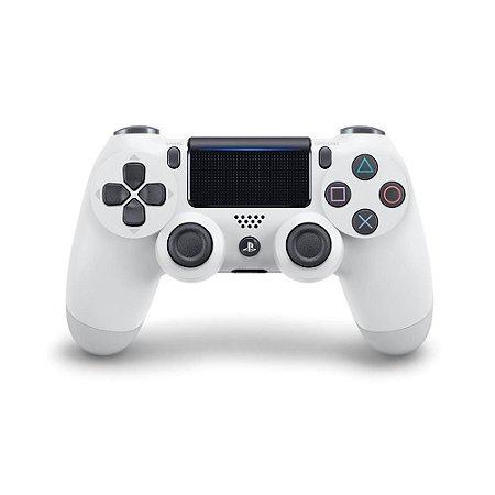 Controle PS4 Dualshock 4 Branco - Sony