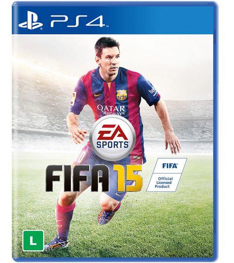 Usado Jogo PS4 FIFA 15 - EA Sports