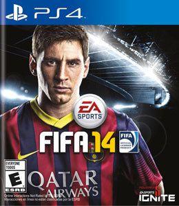 Usado Jogo PS4 FIFA 14 - EA Sports