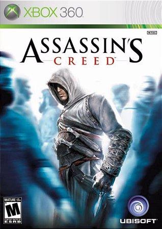 Jogo Xbox 360 Assassins Creed - Ubisoft