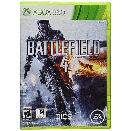 Jogo Xbox 360 Battlefield 4 - EA