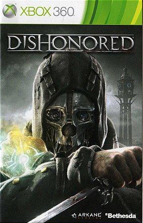Usado Jogo Xbox 360 Dishonored - Bethesda