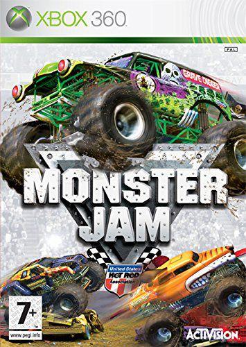 Usado Jogo Xbox 360 Monster Jam - Activision
