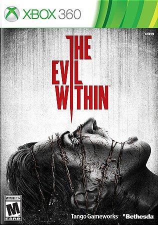 Jogo Xbox 360 The Evil Within
