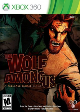 Jogo Xbox 360 The Wolf Among Us  A Telltale Games Series - Telltale Games