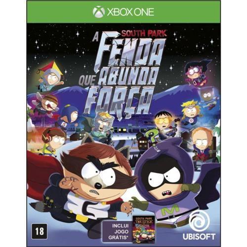 Jogo Xbox One South Park a Fenda que Abunda Força Edição Limitada - Ubisoft