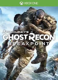 Jogo XBOX ONE Tom Clancys Ghost Recon Breakpoint - Ubisoft