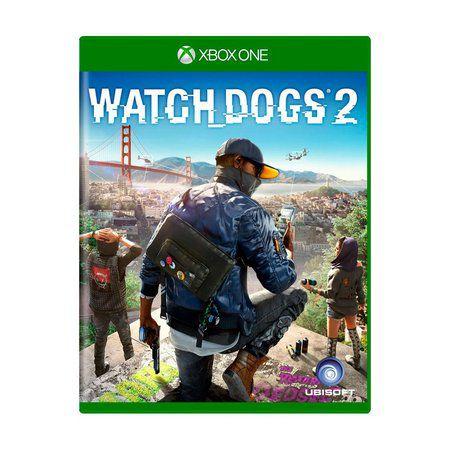 Jogo Xbox One Watch Dogs 2 - Ubisoft