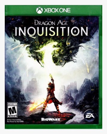 Usado Jogo Xbox One Dragon Age Inquisition - Electronic Arts