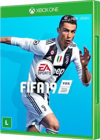 Jogo Xbox One FIFA 19 - EA
