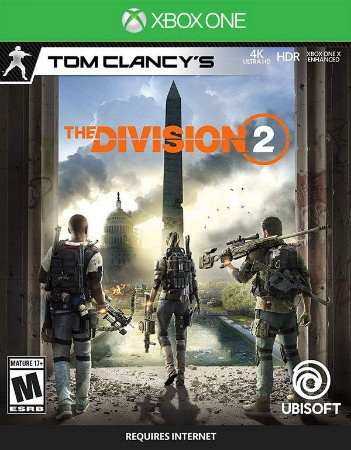 Jogo Xbox One Tom Clancy's The Division 2 - Ubisoft