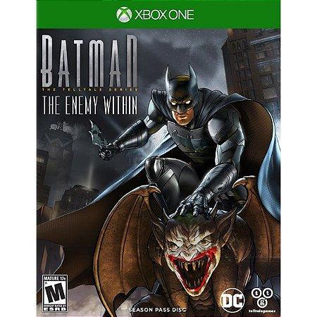 Jogo Xbox One Batman The Enemy Within - Telltales Games