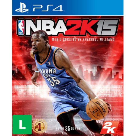 Jogo PS4 NBA 2k15 - 2K