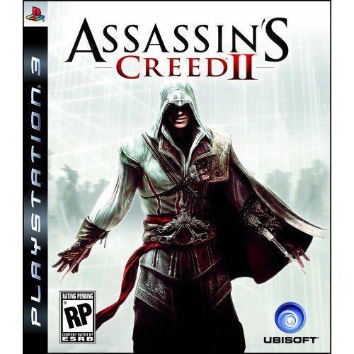 Usado Jogo PS3 Assassins Creed II - Ubisoft