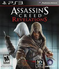 Jogo PS3 Assassins Creed Revelations - Ubisoft