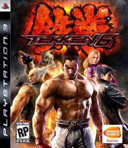 Jogo PS3 Tekken 6 - Bandai Namco