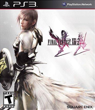Usado Jogo PS3 Final Fantasy XIII-2 - Square Enix