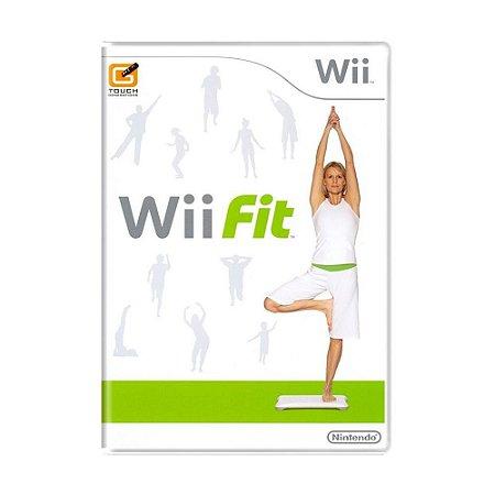 Usado Jogo Nintendo Wii Fit - Nintendo