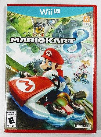 Usado Jogo Nintendo Wii U Mario Kart 8 - Nintendo