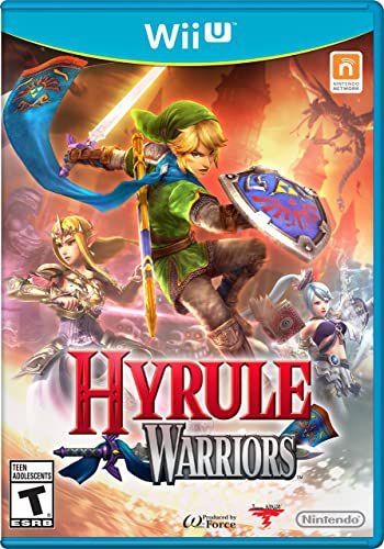 Usado Jogo Nintendo Wii U Hyrule Warriors - Nintendo