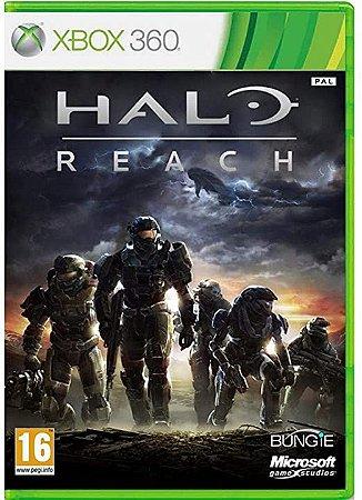 Usado Jogo Xbox 360 Halo Reach - Microsoft