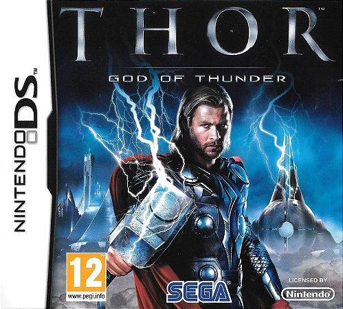 Usado Jogo Nintendo DS Thor God Of Thunder - Sega