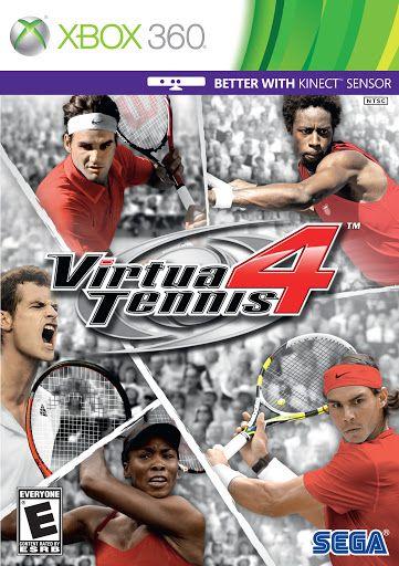 Jogo Xbox 360 Virtua Tennis 4 - Sega