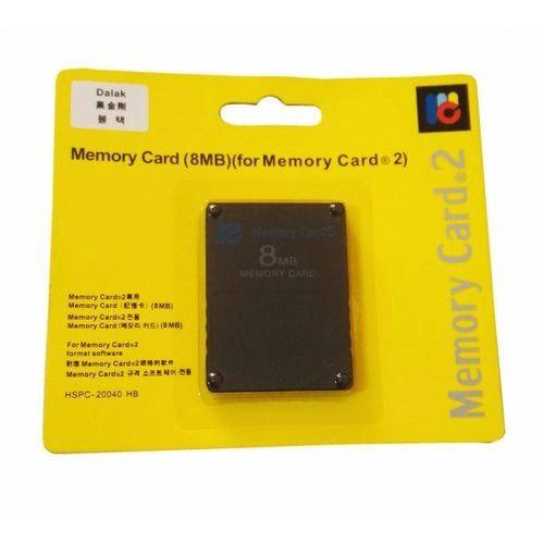 Acessório PlayStation 2 Memory Card PS2 - Importado