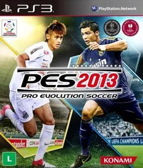 Usado Jogo PS3 Pro Evolution Soccer 2013 PES 2013 - Konami