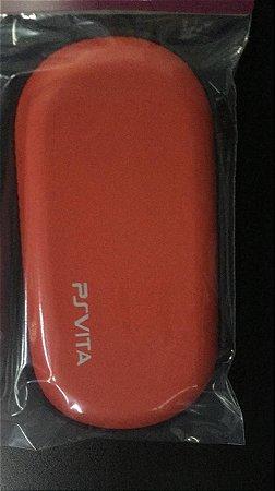 Capa de Proteção Ps Vita Case Neoprene - Vermelho