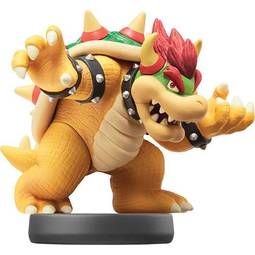 Usado Amibo Bowser - Nintendo